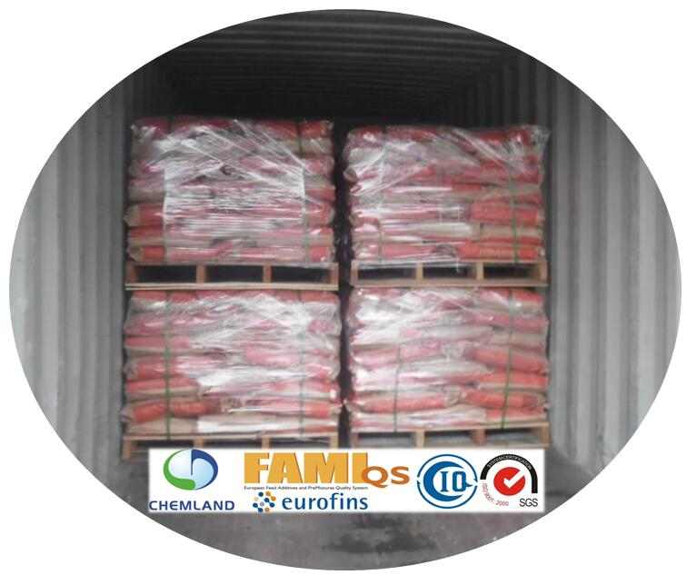 Small Package on Pallet Loading